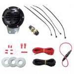 12-volt Electric Horn Kit (Universal Fit)
