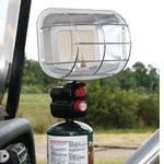 Portable Golf Cart Heater