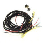 Wiring Harness - Front Lights Only (Universal Fit)