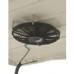 12″ Overhead Fan (Fits 48-volt Models)
