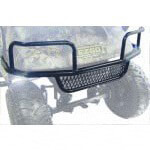 Black Steel Brush Guard EZGO 1994.5 Up Without Tops