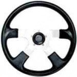 Club Car DS Formula 4 Steering Wheel Kit (Fits 1984-Up)
