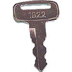 Yamaha Replacement Key (Models G14-G22)