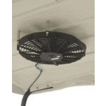 12″ Overhead Fan (Fits 36-volt Models)