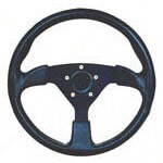 Yamaha Formula 1 Black Steering Wheel (Models G1-19)