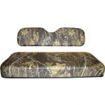 E-Z-GO RXV Camo Vinyl Seat Cover Set (Fits 2008-Up)