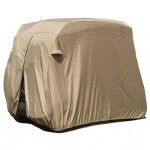 Tan 6-passenger Storage Cover (Universal Fit)