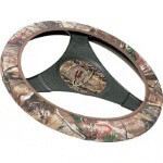 Neoprene Realtree Steering Wheel Cover (Universal Fit)