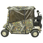 E-Z-GO TXT Camo 3-Sided Over-the-Top Enclosure (Fits 1994-Up)