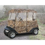 3-SIDED OVER-THE-TOP CAMO ENCLOSURE FOR CLUB CAR PRECEDENT