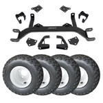 "5"" E-Z-GO Medalist /  TXT Electric Lift Kit Combo (Fits 1994.5-2001.5)"