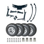 "6"" Lift Kit Combo for Club Car DS Models"