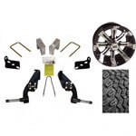 Club Car Precedent Jake's 3 inch Lift /  Wheel & Tire Combo (Fits 2004-Up)