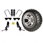 "Club Car DS Jake's 3"" Lift /  Wheel & Tire Combo (Fits 1981-2004.5)"