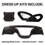Yamaha Carbon-Fiber Dress-up Kit (Models G29/ DRIVE)