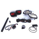 E-Z-GO TXT /  T48 Deluxe LED Light Kit (Fits 2013-Up)