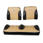 Yamaha Black /  Tan Suite Seats (Models G29/ Drive)