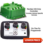 Club Car DS /  Precedent Navitas 440-Amp 48-Volt Controller Kit