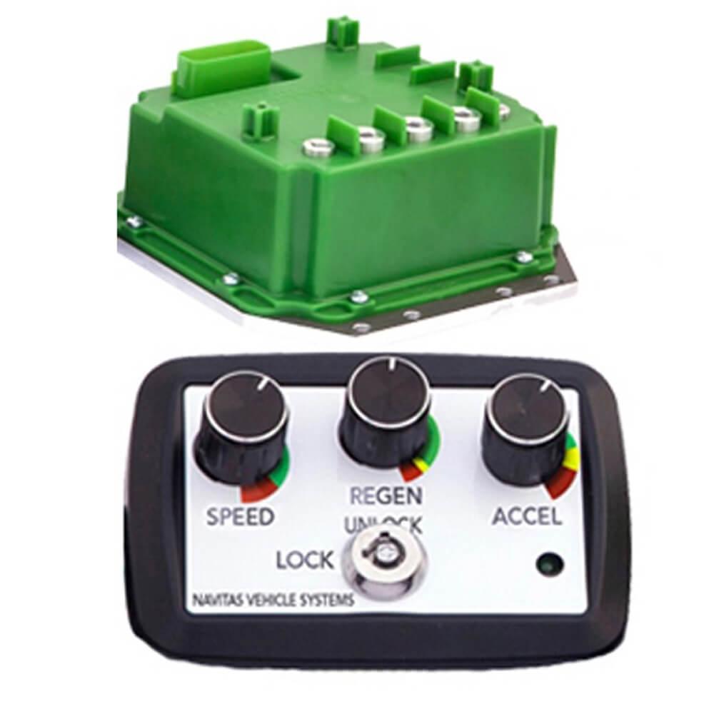 Navitas Amp Yamaha Drive Controller