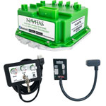 E-Z-GO TXT PDS System Navitas 440-Amp 36-Volt Controller Kit With BlueTooth