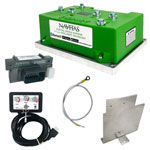 E-Z-GO RXV Navitas 600-Amp 48-Volt AC Upgrade Controller Kit With BlueTooth (Danaher)