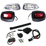 Premium E-Z-GO RXV GTW LED Light Kit (Fits 2008-2015)