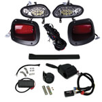 Premium E-Z-GO T48 GTW LED Light Kit (Fits 2014-Up)