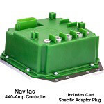Navitas 420a Club Car Transport-Utility 48-Volt Controller (Fits 2006-Up)