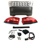 Premium Gas Club Car Precedent GTW LED Light Kit (Fits 2004-Up)