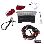 Electric Club Car Precedent GTW LED Light Kit (Fits 2008.5-Up)
