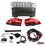 Premium Electric Club Car Precedent GTW LED Light Kit (Fits 2008.5-Up)