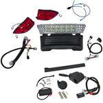 Premium Gas Club Car Precedent GTW LED Light Kit (Fits 2008.5-Up)