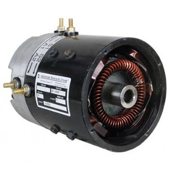 36 Volt 19 Spline Electric Motor Fits Select E Z Go And