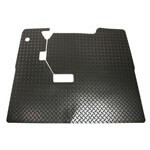 E-Z-GO TXT Diamond Plate Floor Shield (Fits 1994-2001.5)