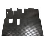 E-Z-GO RXV Diamond Plate Floor Shield (Fits 2008-Up)