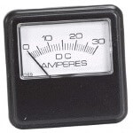 36-Volt Ammeter (Fits Club Car and Columbia /  HD Models)