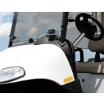 1-piece Windshield For EZGO RXV (Clear)