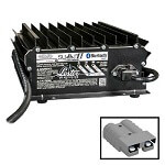 Lester Summit Series II Battery Charger - 1050W 24/ 36/ 48V With Gray SB50 Plug, 8.5 Ft. DC Cord