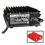 Lester Summit Series II Battery Charger - 1050W 24/ 36/ 48V With Red SB50 Plug, 8.5 Ft. DC Cord