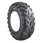 25x12.00-10 Swamp Fox Aggressive Tire (Lift Required)
