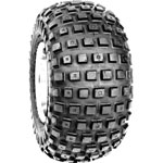 18x9.50-8 Aero-Trak Knobby A/ T Tire (No Lift Required)