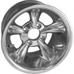 10x7 Polished Godfather Wheel (3:4 Offset)