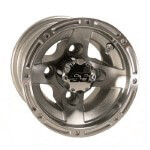 8x7 Aluminum Ranger Wheel (3:4 Offset)