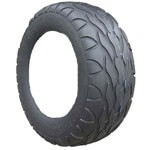 23x10r-12 Excel DOT Street Fox Radial Tire (Lift Required)