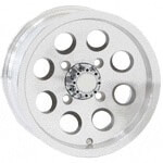 14x7 Machined Pioneer Wheel (3:4 Offset)