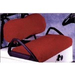 Yamaha Acrylic Burgundy Seat Cover (Models G29/ DRIVE)