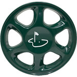 (NLA)  SPORT EDITION-GREEN W/ WHITE GRAPHICS PIN HIGH