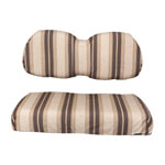 Club Car Precedent Chocolate Chip Seat Covers (Fits 2004-Up)