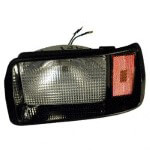 Passenger - Club Car DS Headlight Assembly (Fits 1993-Up)