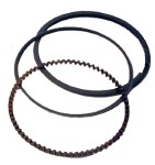 Club Car Fe290 0.50mm Piston Rings Only (Fits 1992-Up)